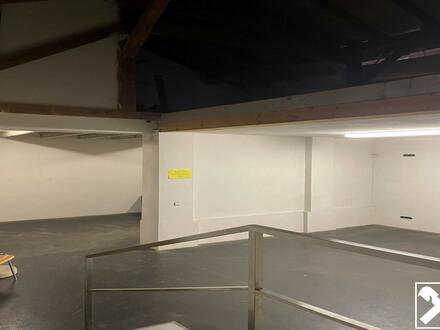 Lagerräumlichkeiten im rohbaulichen Zustand in Piesendorf zu vermieten