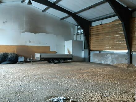 Zur Miete: Lagerhalle in Niedernfritz