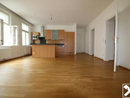 Einzigartige 4-Zimmer-Mietwohnung im Salzburger Andräviertel