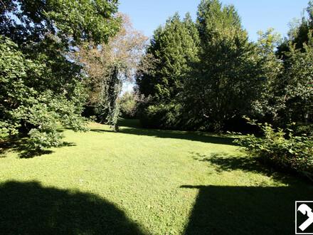 Grundstück mit Bestand in Salzburg Aigen
