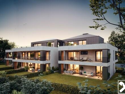 Stilvolles Penthouse im Rupertigut in Eugendorf bei Salzburg