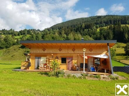 Charmantes Holzhaus in Mühlbach/Dorf zur Wertanlage