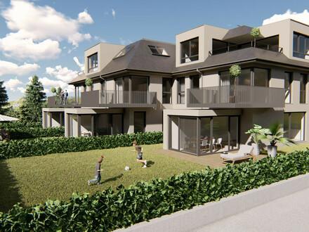 4-Zimmer Gartenwohnung - Leben in der Villa Ehrenbach, Elixhausen