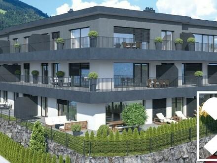 Neubau 3-Zimmer-Mietwohnung in Mühlbach im Pinzgau