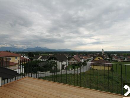 Zur Miete: 3-Zimmer-Dachgeschosswohnung in Anthering