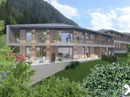 Sonnenhang Flachau - 2-Zimmer-Wohnung