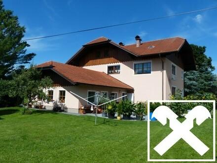 Zweifamilienhaus in schöner Lage in St. Georgen bei Salzburg