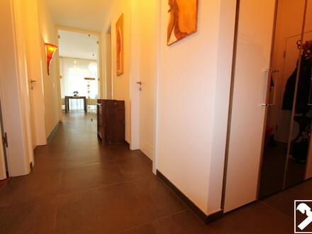 Hochwertige 3-Zimmer-Wohnung mit Terrasse in Glasenbach