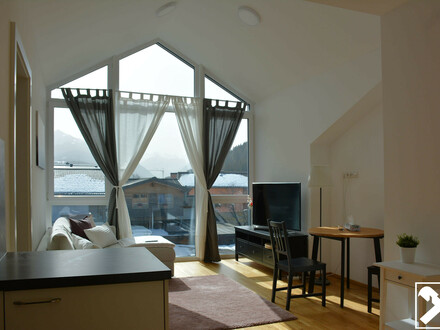Helle 2-Zimmer-Wohnung in Eben im Pongau zu vermieten