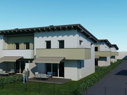 Neubau Reihenhaus in Leogang