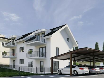 NEUBAU: 4-Zimmer-Maisonettewohnung in Henndorfer Zentrallage TOP 2