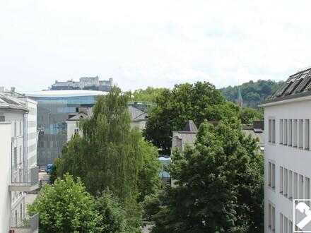 Exklusive Dachgeschoss-Wohnung im Andräviertel