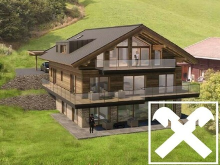 Sonniges Luxus Appartement mit Garten - Zweitwohnsitz Projekt in Bramberg