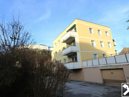 BAURECHT 4-Zimmer-Wohnung in Nonntal