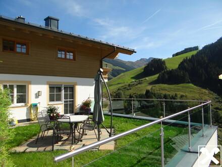 Top Aussichtslage! Wohnhaus in Hinterglemm