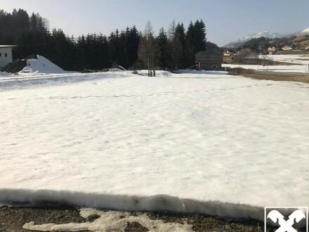 Aufgeschlossenes Gewerbegrundstück langfristig in St. Andrä im Lungau zu pachten