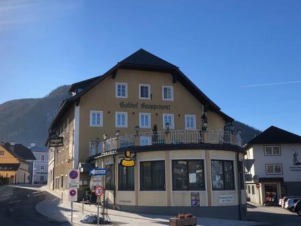 Traditionsgasthaus am Zentrumseingang von Tamsweg