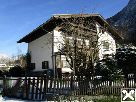Großes Einfamilienhaus in Unken!