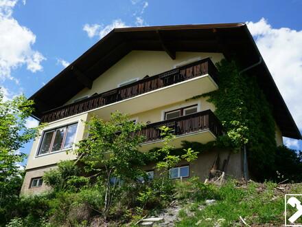 Einfamilienhaus in Mariapfarr