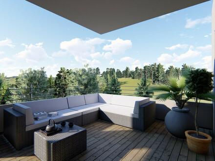Dachgeschoßwohnung - Leben in der Villa Ehrenbach, Elixhausen