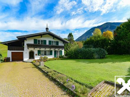 Großzügiges Landhaus mit Bergblick in Großgmain