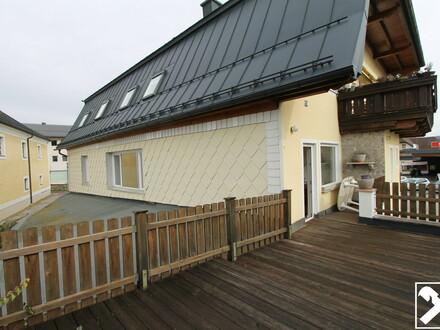 2-Zimmer-Wohnung mit Terrasse in Thalgau