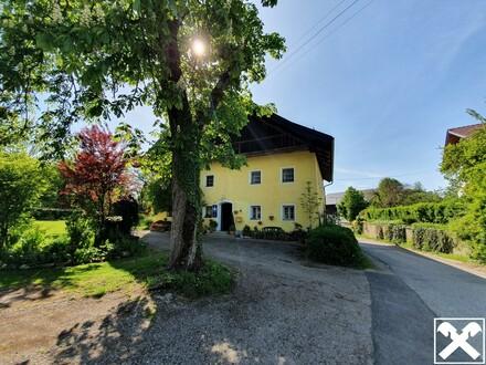 Wohnen wie früher - geschmackvoll restauriertes ehemaliges Landgasthaus mit großem Garten