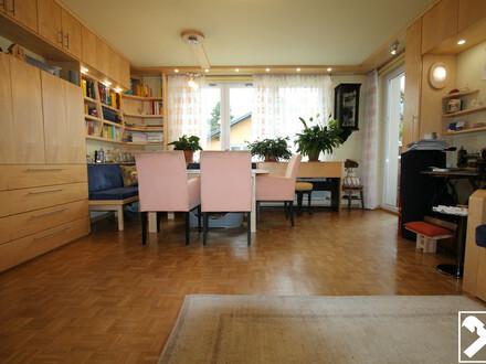 Ruhige 3-Zimmer-Dachgeschosswohnung in Salzburg Aigen