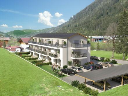 Tauernblick Flachau 2-Zimmer-Gartenwohnung