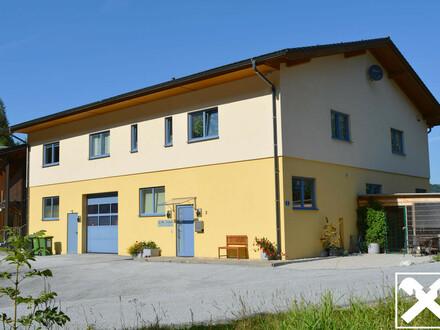 Betriebsgebäude - Büro- und Lagerkombination in Fuschl am See