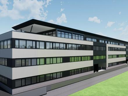 Erstbezug: Miete Büro- und Betriebsflächen im Business Park Bischofshofen