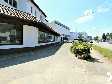 Geschäfts-Wohnhaus in Attnang-Puchheim