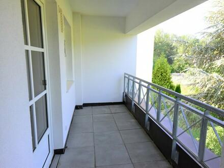 Helle, großzügig aufgeteilte 3-Zimmer-Wohnung in Pregarten