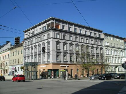 Top 07/Zentral gelegene 2-Zimmer-Wohnung an der Unionkreuzung