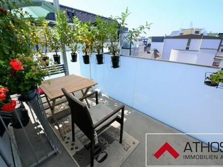 4-Zimmer-Wohnung mit Balkon im Welser Zentrum