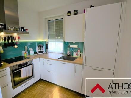 Geräumige 3-Zimmer-Wohnung mit Loggia am Bindermichl