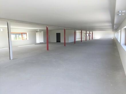 Individuell anpassbare, helle Büroflächen in Steyr