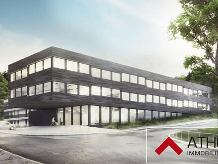 Grünwinkel Urfahr - Moderne, helle Büroflächen direkt neben der JKU