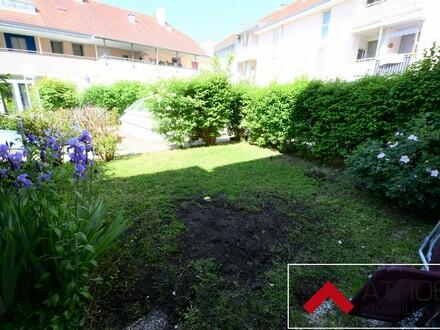 Gepflegte 3-Zimmer-Wohnung mit Loggia und Eigengarten