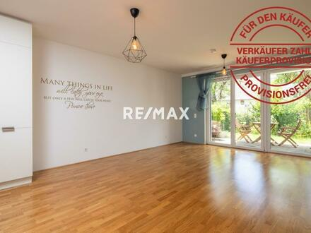 Trautes Heim, Glück allein: Ihre Wohnung mit Garten - Open House am Sa 25.07.2020 von 10 bis 12 Uhr - Verkauf mit DAVE -…