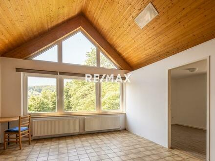 Pärchen - Dachgeschoßwohnung mit großer Sonnenterrasse - Terminbesichtigung am Mittwoch den 24.02.2021 von 15-16 Uhr
