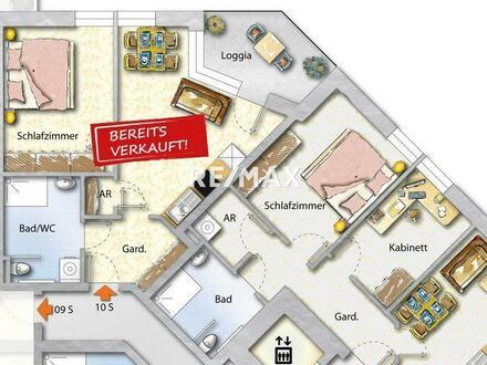 Sternparkzentrum Süd - Top 10: die Kompakte im Obergeschoss
