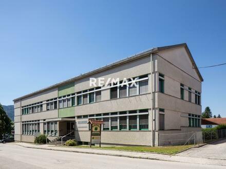 einer der prominentesten Plätze im Kirchdorfer Stadtzentrum direkt an der B138