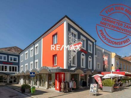 Mitten in der Stadt im Herzen von Kirchdorf - Ihre Wohlfühlwohnung!