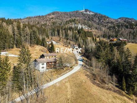 Am Waldrand: Märchenhafter Ausblick - rund 3 ha Gfl - Verkauf mit DAVE im offenem Verfahren - Terminbesichtigung am Do…