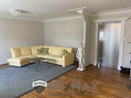 MITTEN IN GERSTHOF! Ca.108m²-Wohnung mit Loggia