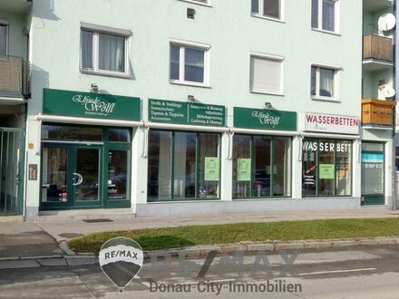 """""""FREQUENZLAGE - Schaufensterfront 15m!"""""""