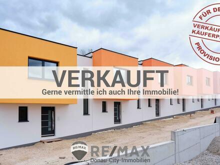 """PROVISIONSFREI - 6 Smart Home Niedrigenergie-Atriumreihenhäuser im Zentrum!"""