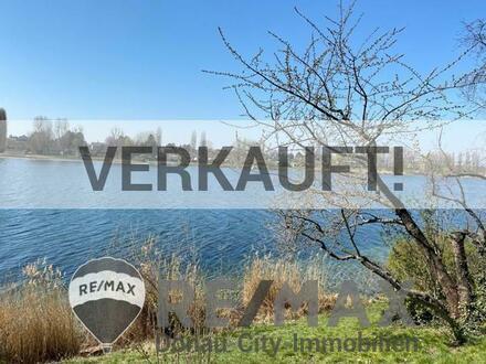 """""""Video vorhanden! Jetzt Ihre Wunschimmobilie ONLINE besichtigen! - DAVE - Blick zur oberen Alten Donau!"""""""