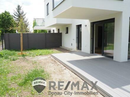 0 % Käuferprovision! - Helle 1-Zimmerwohnung mit Eigengarten und Küche!